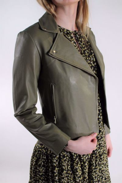 Bilde av Camilla Pihl Kendra Leather Jacket