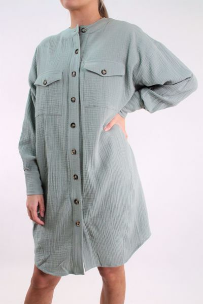 Bilde av Iben Jett Shirt Dress