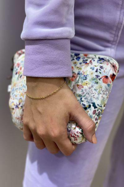 Bilde av Bon Dep Emilia Gold Bracelet 18 Cm